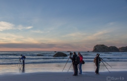 one of the ever increasing number of photo workshops